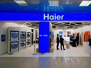 中国企业海外创牌:海尔洗衣机跃居俄罗斯TOP3