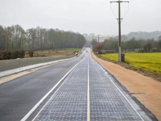 还记得太阳能马路吗?法国完败被压毁,中国被拆只剩15米