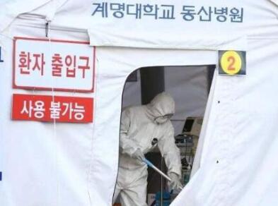 乱炖家电:韩国疫情升温,全球面板格局恐将生变