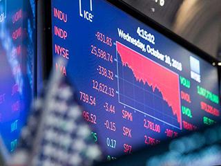 周一美股遭血洗 中概股多数下跌大型科技股全线走低