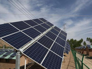 中国太阳能电池板资源化回收取得重大突破