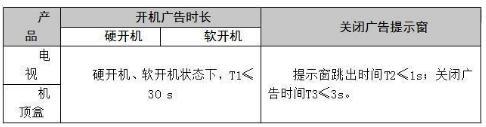 江苏发布智能电视广告标准征求意见稿