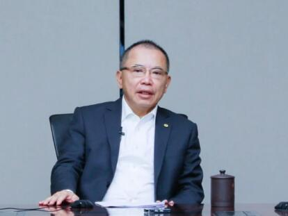 TCL李东生:3月面板和终端业务全面恢复正常
