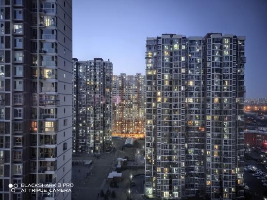 夜景模式广角
