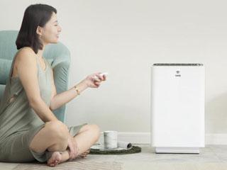 让宅家时空气更清新 买台空气净化器保障家人健康