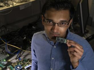 厉害了:英特尔研究的Loihi芯片可以识别气味