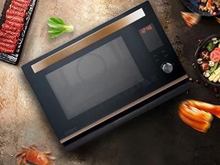 春季养生 格兰仕D20蒸烤箱唤醒当季新鲜食材