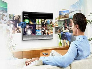 智能电视企业齐推大屏硬核复工,交互功能凸显或成潮流