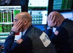 美国5大科技公司市值跌去一个巅峰期苹果,且不是最惨的