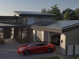 特斯拉太阳能屋顶在我国通过了专利申请