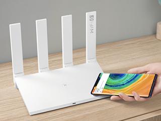 """""""最划算""""Wi-Fi 6路由来了 华为AX3不止多穿一堵墙"""