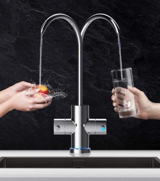 让健康从零陈水开始 美的智享净水机全新上市