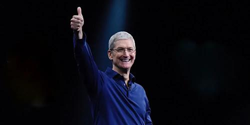 库克:苹果全球捐赠超2000万个口罩,以后每周都捐100万个