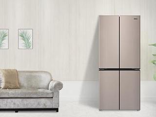 工作日也要吃得健康?  格兰仕500L大容量冰箱兼顾全家美味营养