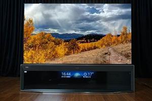 双屏设计 限量款海信8K电视来了