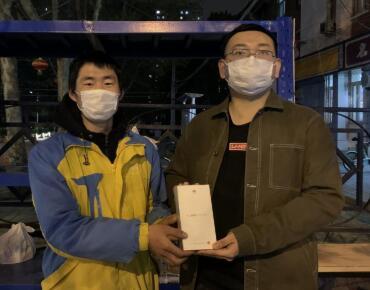 华为P40系列首销,北京苏宁易购诞生线上、线下第一人