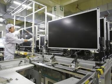 三星LCD订单将全部交由夏普群创等鸿海系厂商