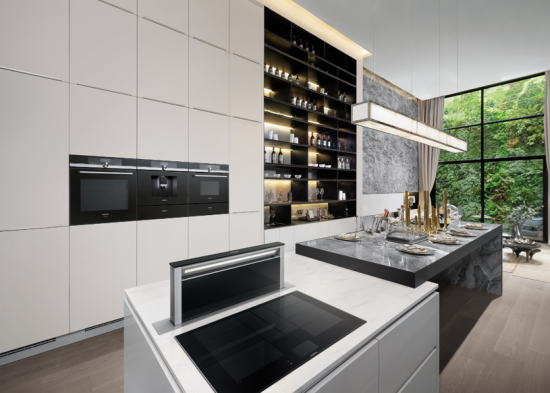 西门子studioLine系列厨房电器,重塑中国厨房,享前所未想