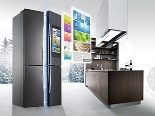 格兰仕ICE WORLD系列互联网生态冰箱 引领健康生活从未止步