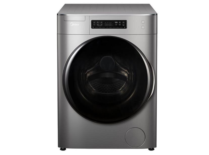 """美的初见洗衣机智能""""管家"""",智能提醒即洗即取"""
