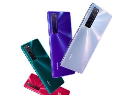 华为nova7系列5G拍照手机发布 国美预售享多重福利