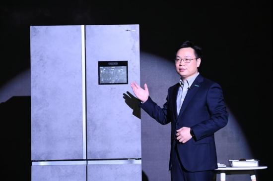 直击消费痛点 海信推出全球首款全域RFID食材管理冰箱