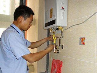 热水器维修需谨慎 破坏原结构隐患多