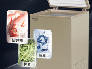 细胞级保鲜,高端食材保鲜就选澳柯玛-40℃冷柜
