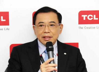 TCL李东生:全球显示产业链未来将是中韩之争