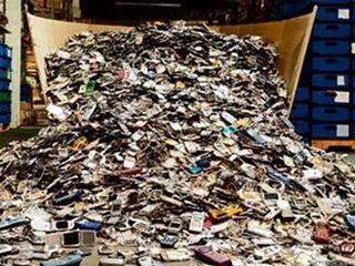 轻而易举参与环保,从回收一部手机开始