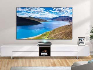 大屏领先!海信激光电视Q1增长99.14%,占80吋+市场近4成