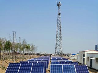 """太阳能直供节能技术""""走""""进井场"""