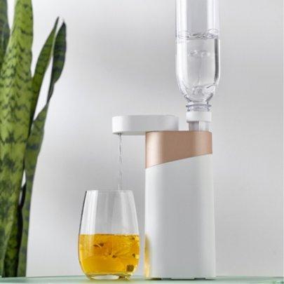 得体新品便捷式即热饮水机:3秒即热守护饮水健康
