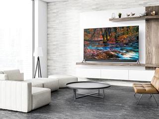 市场平均尺寸首次突破50英寸 大屏电视将成新基准