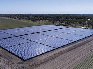 澳大利亚将建设最大太阳能电场