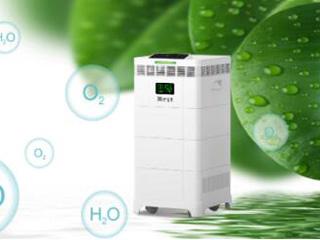 空气净化器除醛除臭除微粒三重守护还你一片森林