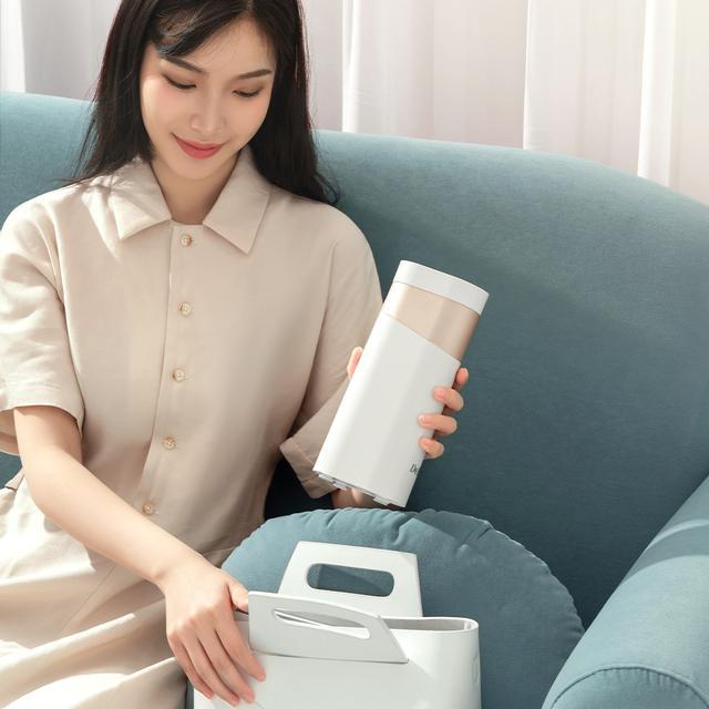 精致女孩必備 得體便捷式即熱飲水機愛自己從多喝熱水開始