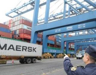 广州港南沙港区添新航线 智能家电可直达北美市场