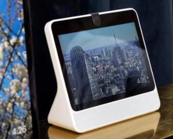 科技巨头研发下一代智能音箱:屏幕更大 支持居家办公