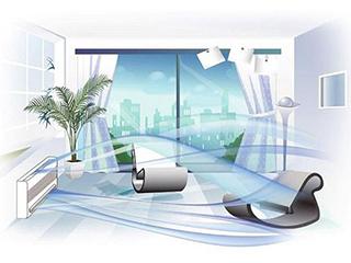新风系统 让您在家24小时呼吸新鲜空气