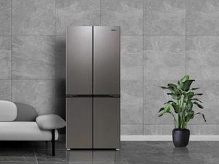 格兰仕500L十字对开门风冷冰箱  520宅家享受美食乐事