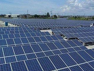 """藉由""""流汗""""散热,提高太阳能电池板发电效率"""