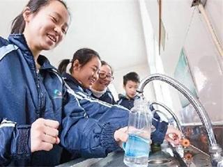 """飲水方式變革 商用凈水市場或將成為""""破冰""""利器"""