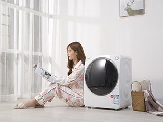 少量衣物频繁洗?格兰仕3公斤迷你洗衣机帮你减少衣物囤积