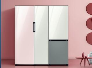 揽获四项威尼斯人网站大奖,三星BESPOKE冰箱再次绽放异彩!