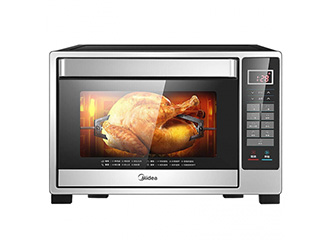 均匀加热节能放心 TOP5电烤箱精品推荐