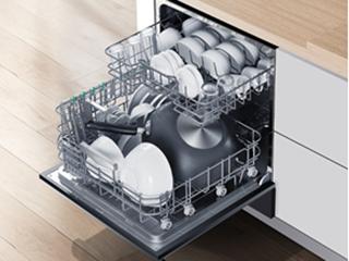 华帝新干态洗碗机E3替代消毒柜的四大理由