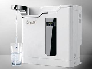 解讀:凈水器過濾出來的水有氣泡或發白現象