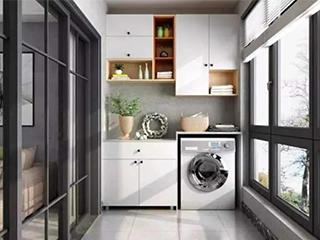 阳台改造洗衣房 雨污分流入提案