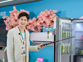 高伟光入职海信智能体验官 发现海信食材管理冰箱的保鲜奥秘